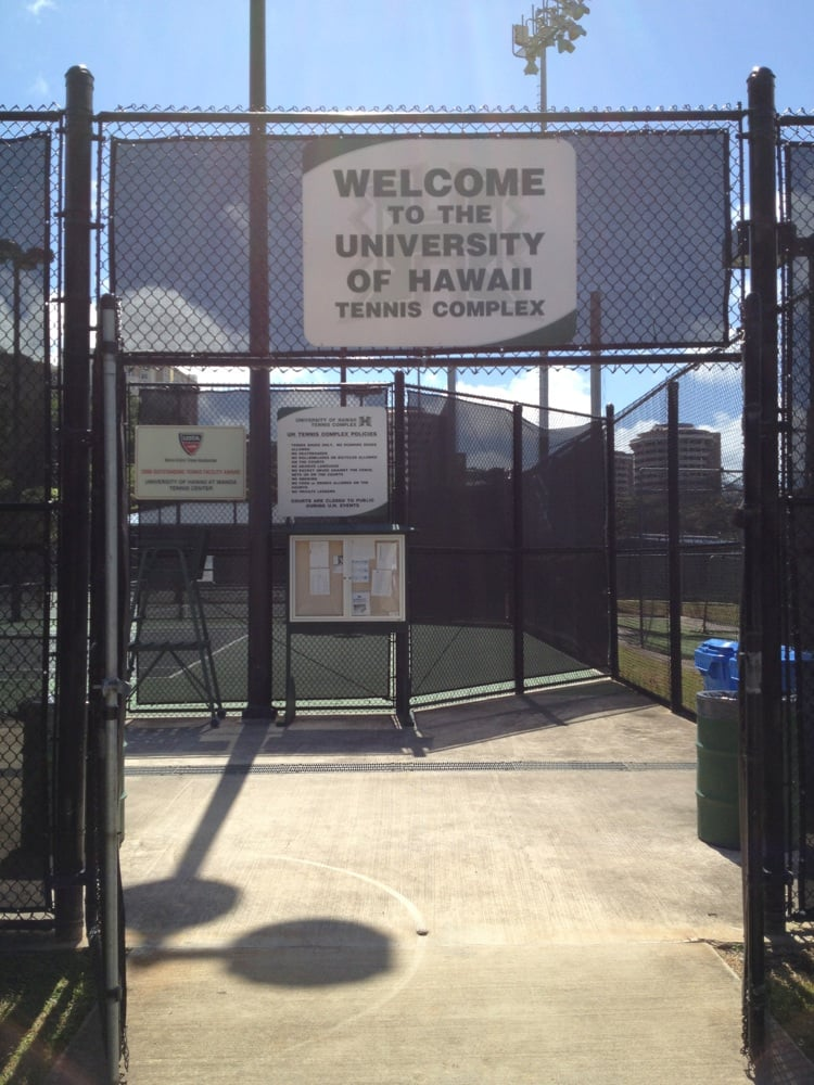 UH Tennis Complex