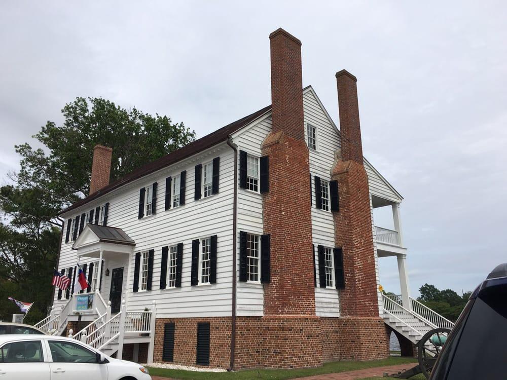 Barker House: 505 S Broad St, Edenton, NC