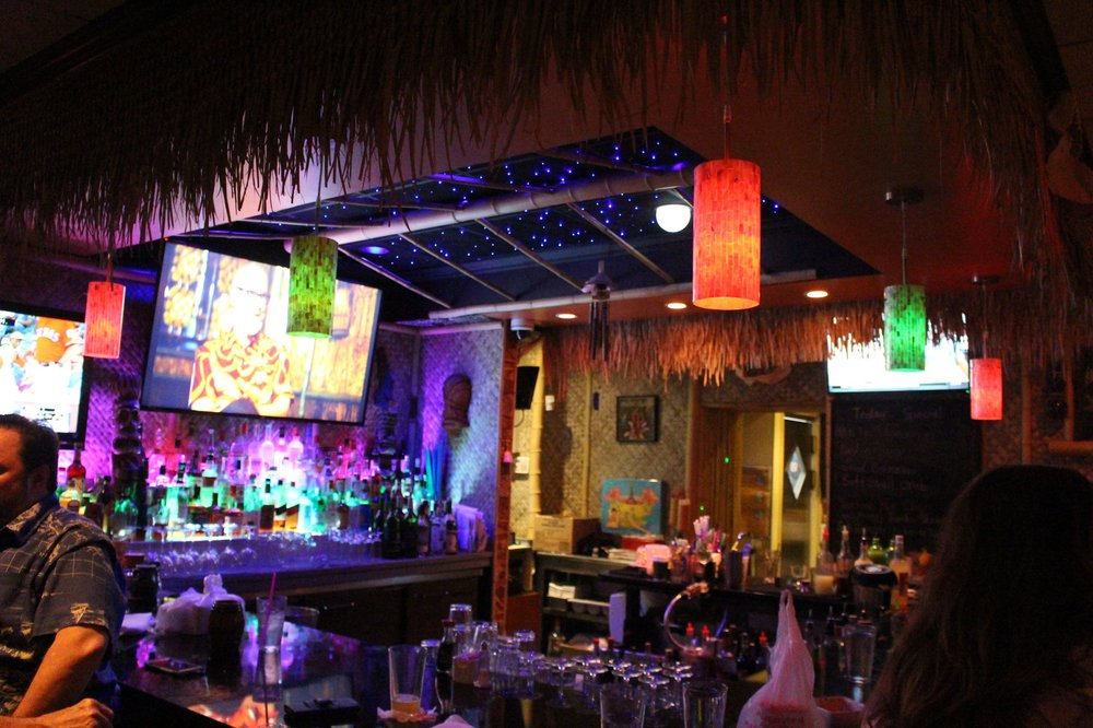 The Tiki Room: 4613 Willow Ln, Chevy Chase, MD