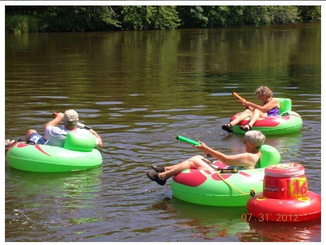 J & J's River Run: Evart, MI