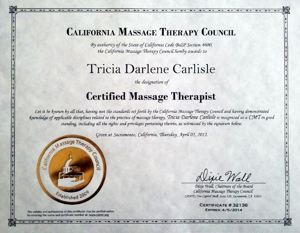 Yelp - Certificate Camtc Camtc Certificate