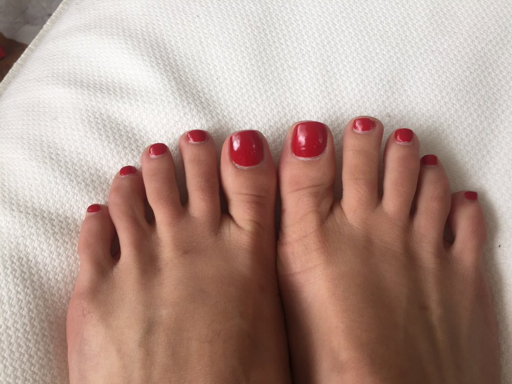 Twelve day old manicure with no maintenance what together for Nail salon equipment and supplies