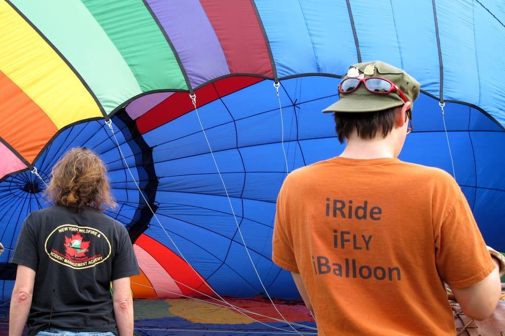 Balloons Over Letchworth: 6773 Halvorsen Rd, Portageville, NY