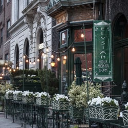 Elysian Cafe Hoboken Reviews