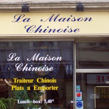 Restaurant Chinois Rue De Nancy