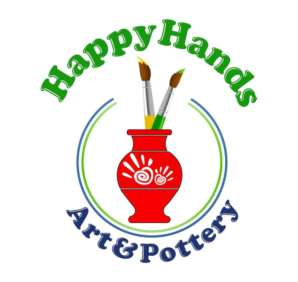 Happy Hands Art & Pottery: 5 River Rd, Wilton, CT