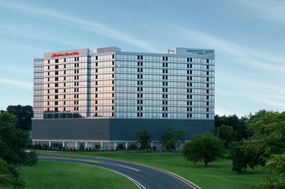 Homewood Suites by Hilton Teaneck Glenpointe: One Glenwood Ave, Teaneck, NJ