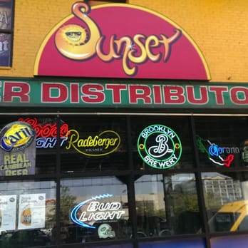 Yelp Reviews for Sunset Beer Distributor - 14 Reviews - (New) Beer