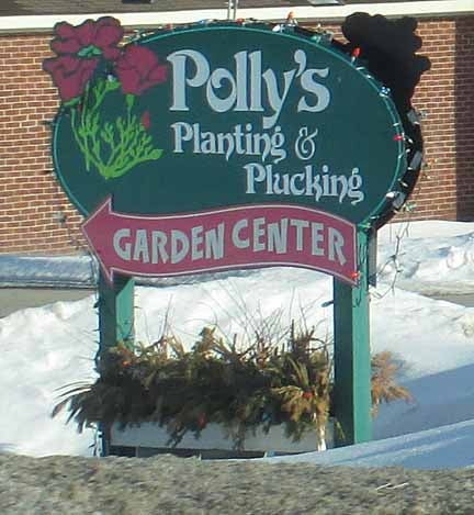 Polly's Planting & Plucking: 8695 M-119, Harbor Springs, MI