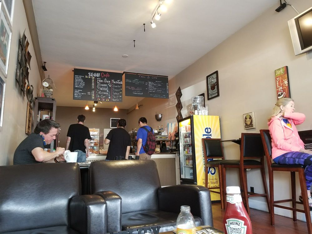 Fina S Cafe San Carlos