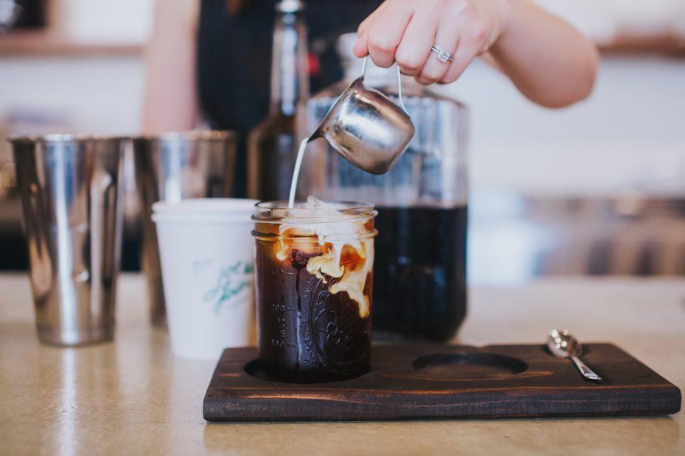 Joe Pine Coffee: 207 N Washington Ave, Marshall, TX