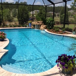 Photo Of Palace Pools Jacksonville Fl United States Custom Pool Spa
