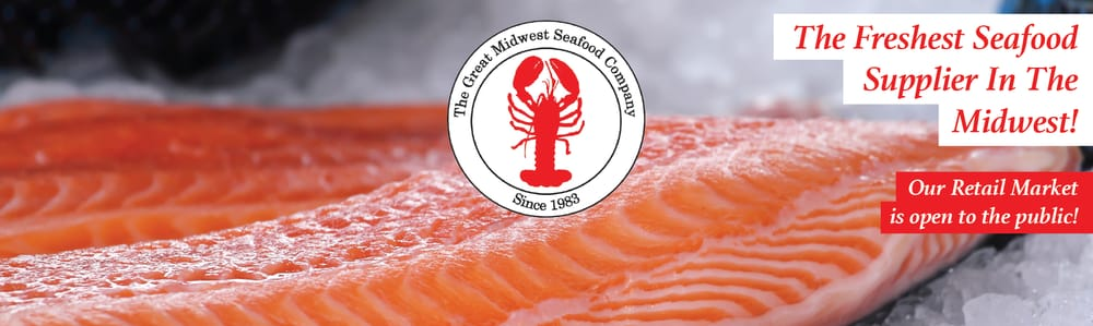 Great Midwest Seafood: 5406 Sheridan St, Davenport, IA