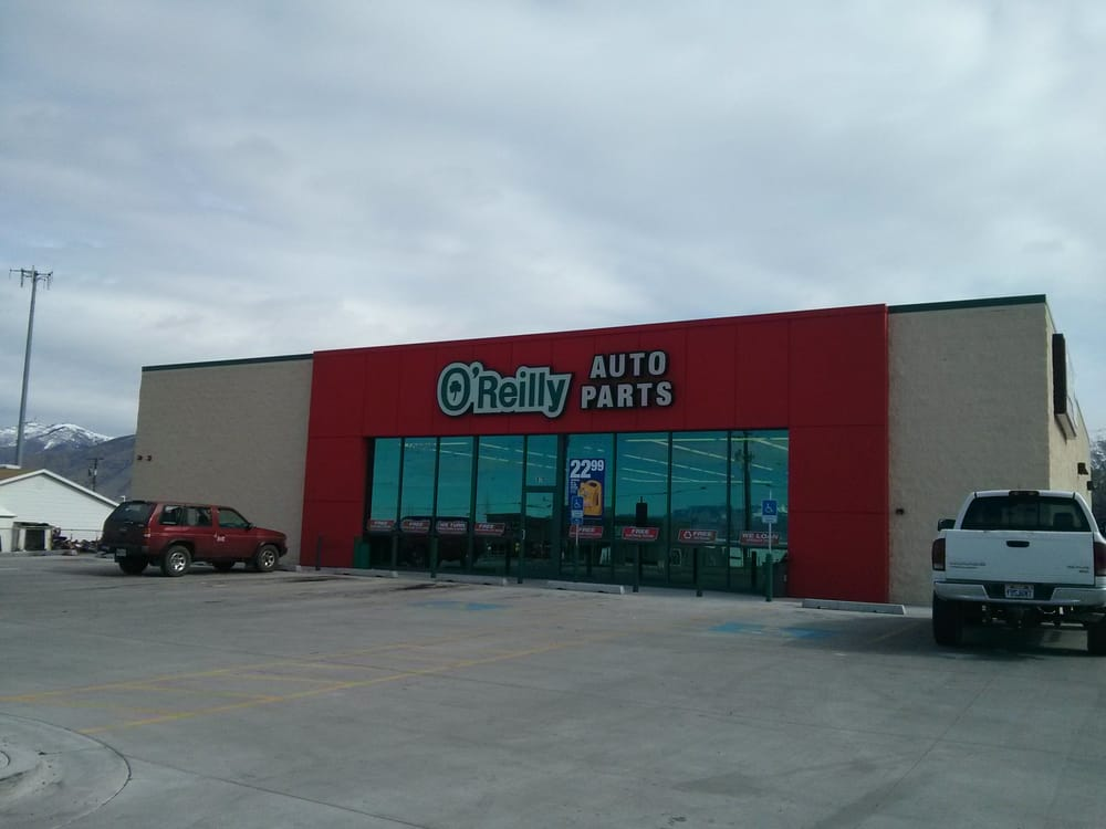 O Reilly Auto Parts Auto Parts Supplies 870 N Main
