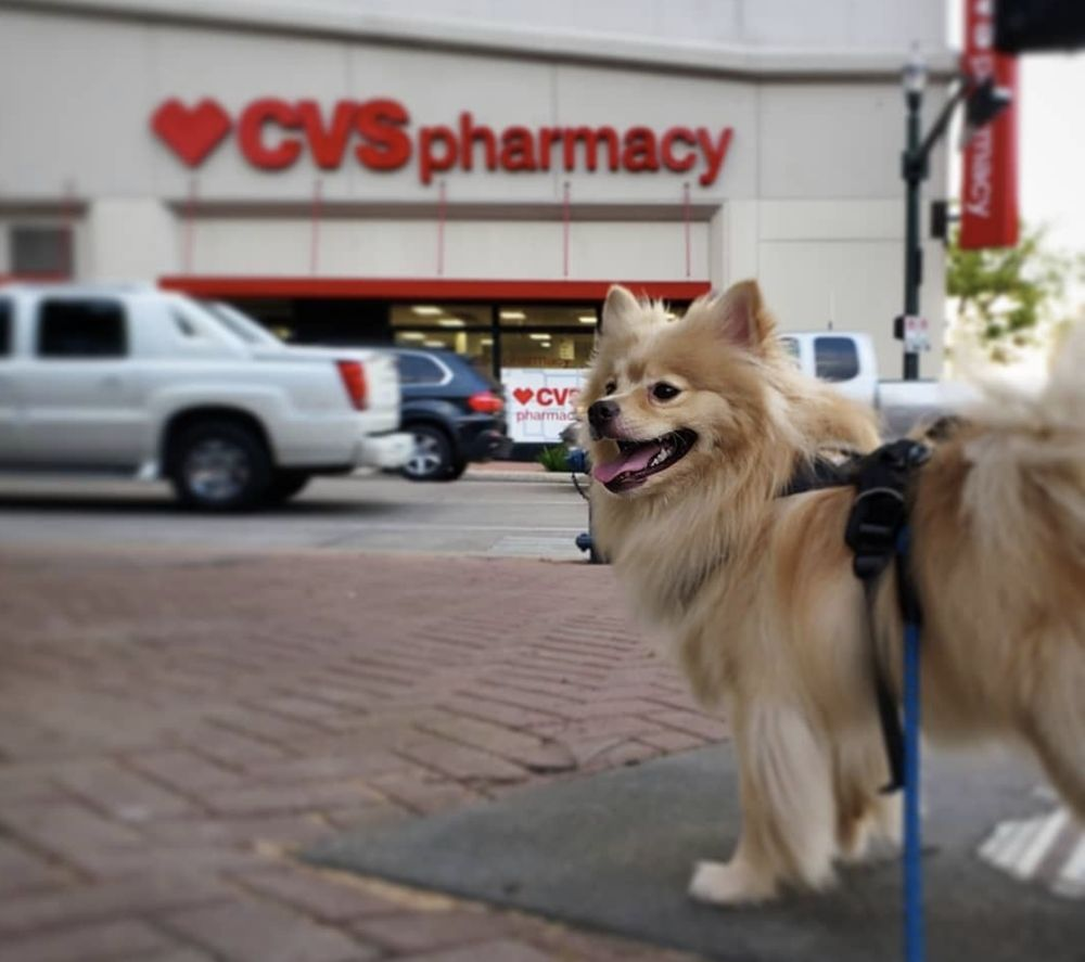CVS Pharmacy: 201 West High St, Liberty, IN