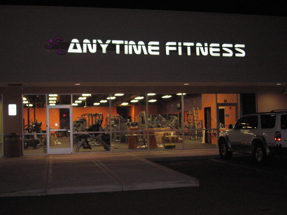 Anytime Fitness: 3900 Stockton Hill Rd, Kingman, AZ