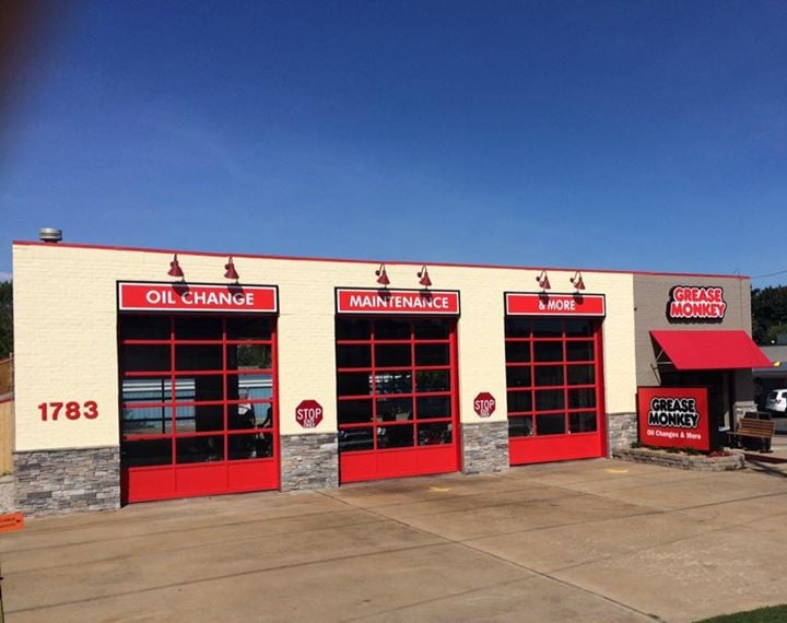 Grease Monkey: 1783 N Crossover Rd, Fayetteville, AR