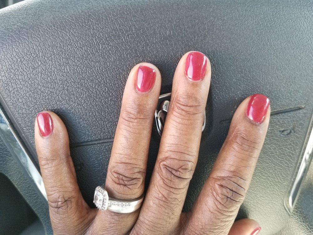 Luxury Nails: 6534 University Ave NE, Fridley, MN