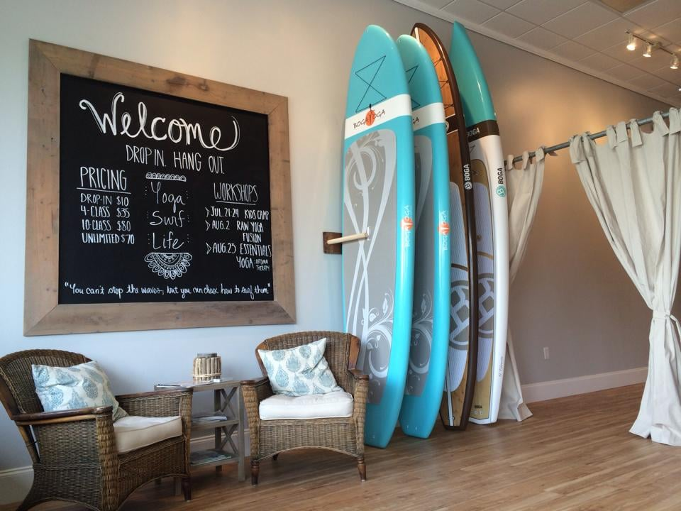 Ebb & Flow - Yoga & Surf