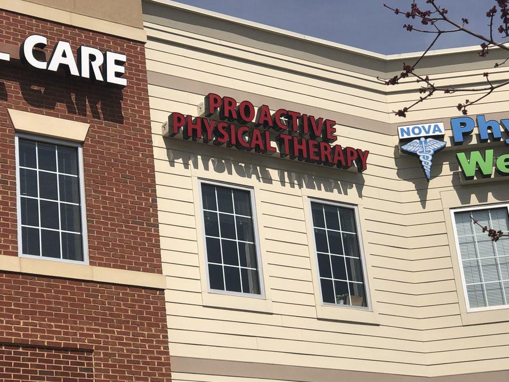 Proactive Physical Therapy and Wellness: 3903 Fair Ridge Dr, Fairfax, VA