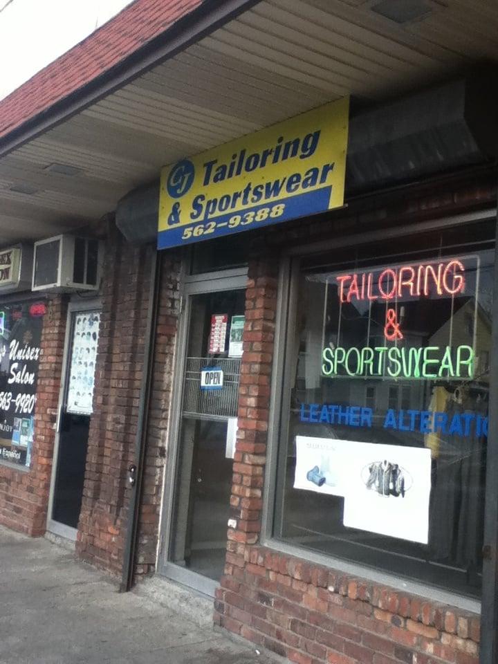 C J Tailoring: 6 Fullerton Ave, Newburgh, NY