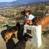 Photo of Hulda Crooks Park - Loma Linda, CA, United States. The dogs