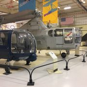 American Helicopter Museum & Education Center - 1220 American Blvd