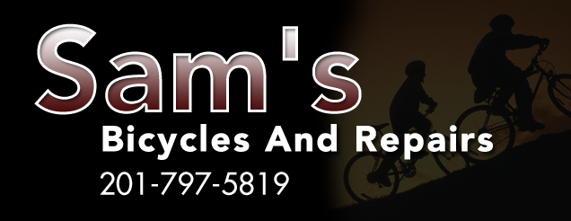 Sam's Bicycles and Repair Shop: 252 Broadway, Elmwood Park, NJ