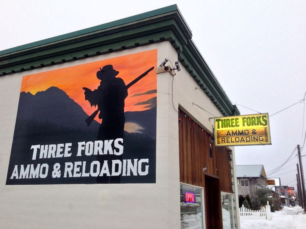 Three Forks Ammo and Reloading: 428 E 1st St, Cle Elum, WA