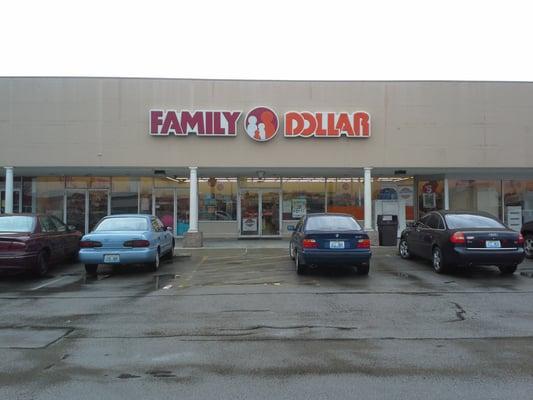 P O Of Family Dollar Store Lexington Ky United States