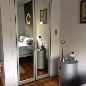 Photo Of The Sliding Door Company Boston Ma United States Double Swing