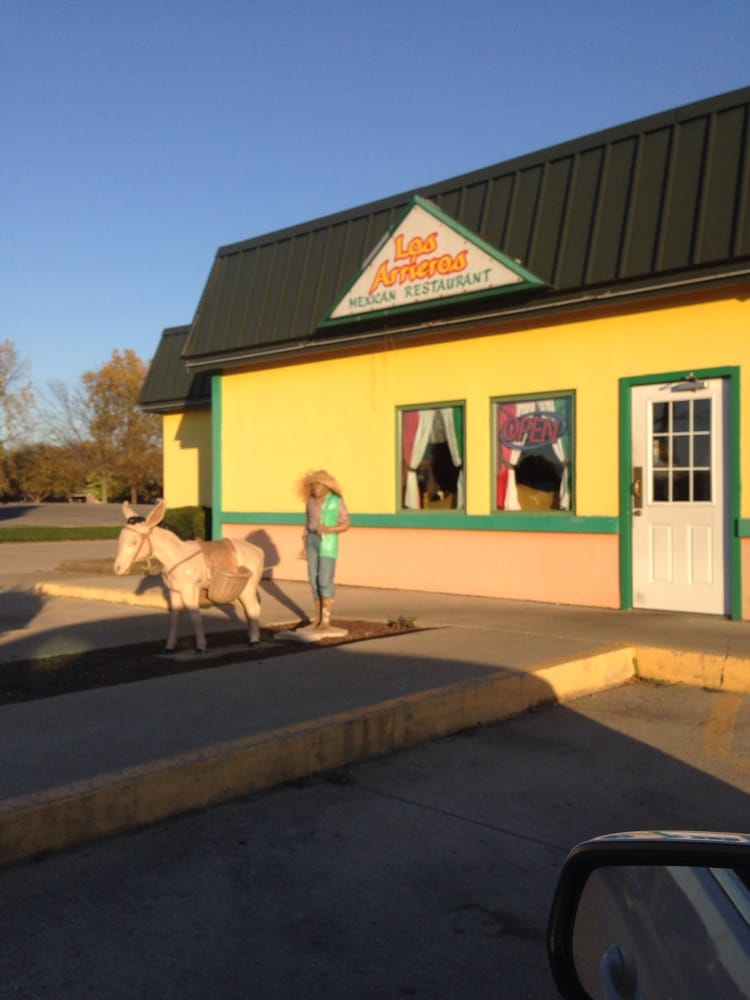 Los Arrieros: 1690 Marion Rd, Bucyrus, OH