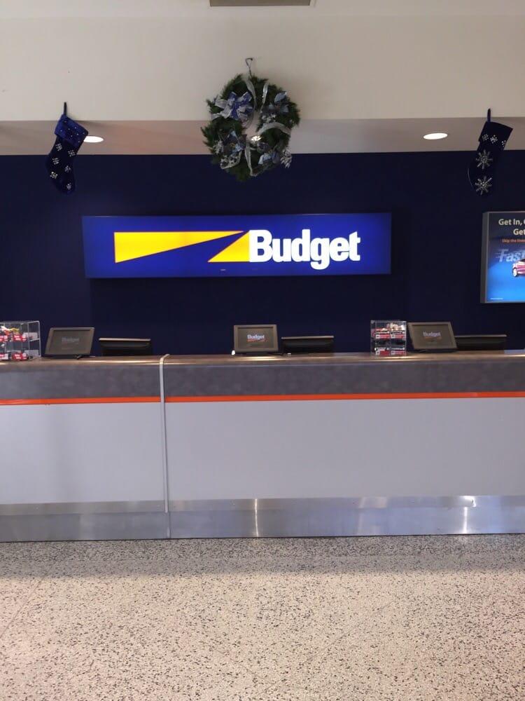 Budget Car Rental Houston Iah Airport