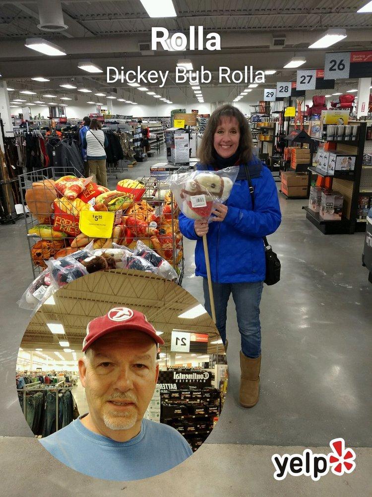 Dickey Bub Rolla