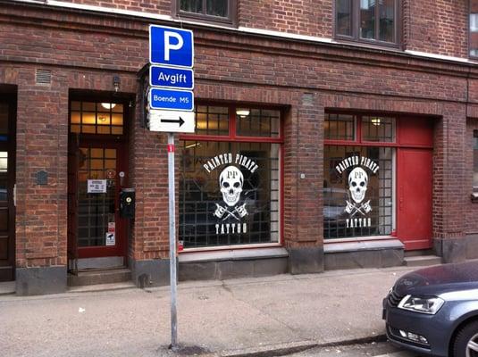 tatueringar lady små nära Göteborg