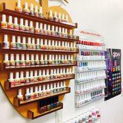 nail salon midland tx