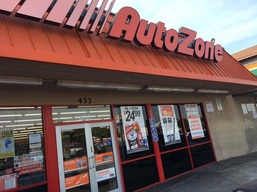 AutoZone: 433 N La Brea Ave, Inglewood, CA