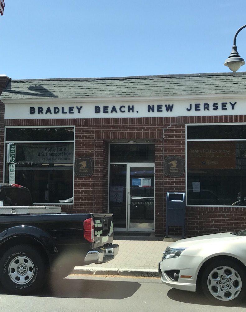 US Post Office: 515 Main St, Bradley Beach, NJ