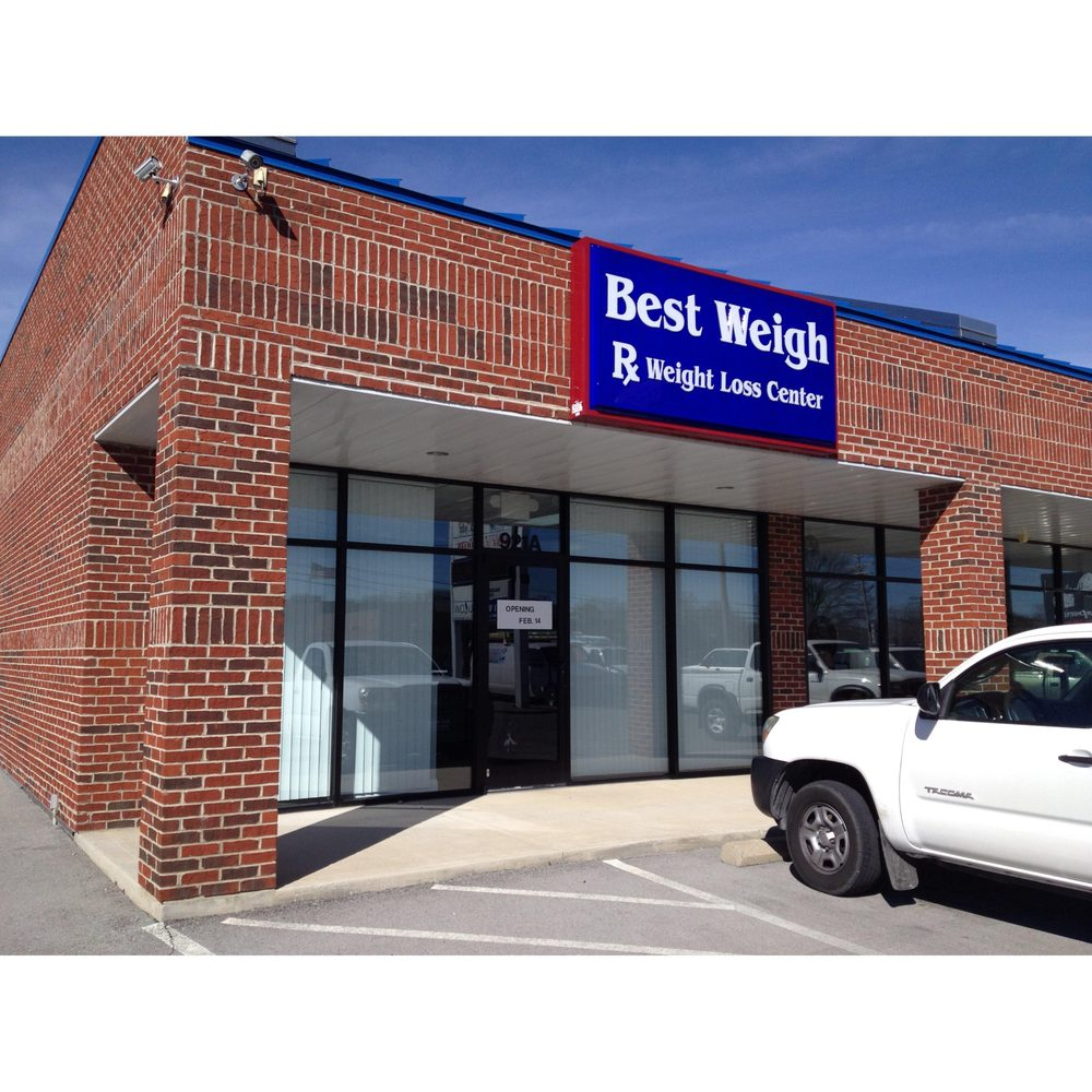 Best Weigh Weight Loss Center: 921A S Willow Ave, Cookeville, TN