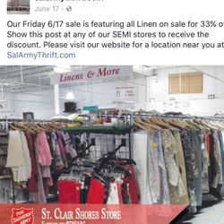 the salvation army family store donation center 14 photos 14 reviews thrift stores. Black Bedroom Furniture Sets. Home Design Ideas