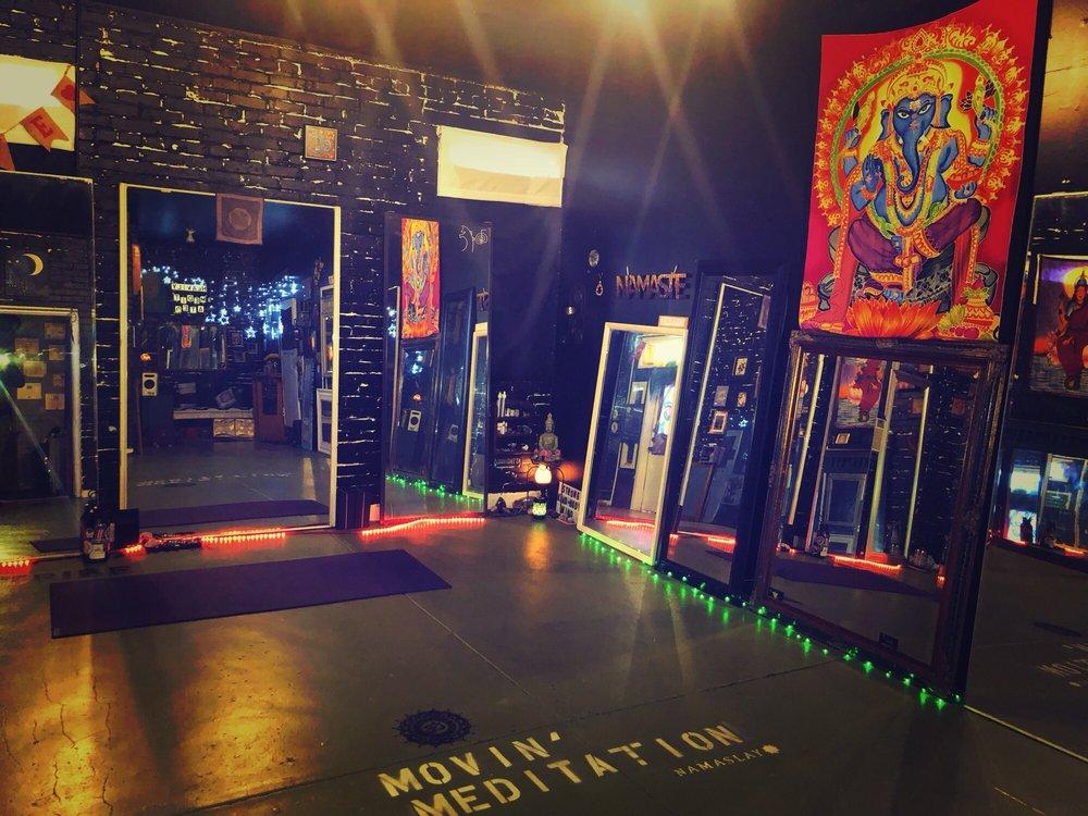 Sweat Magick Studio: 910 1st South St, Clarkdale, AZ