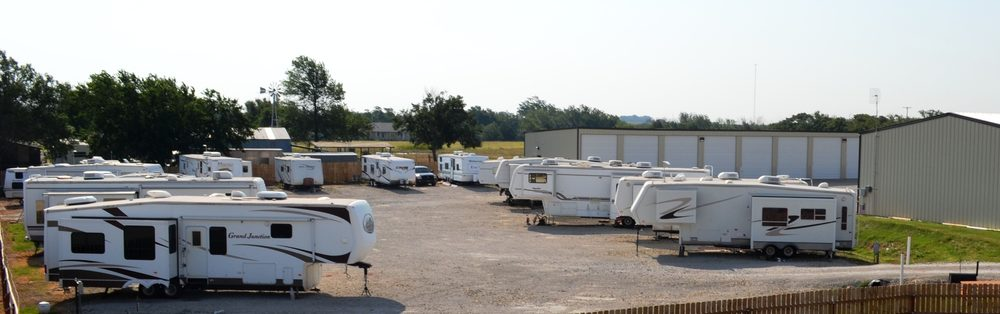 Patriot North RV Park & Storage: 22448 Co Rd 230, Morrison, OK