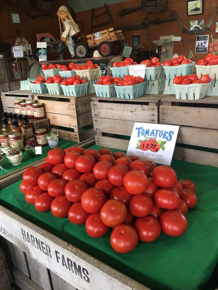 Harner Farm Market: 2191 W. Whitehall Road, State College, PA