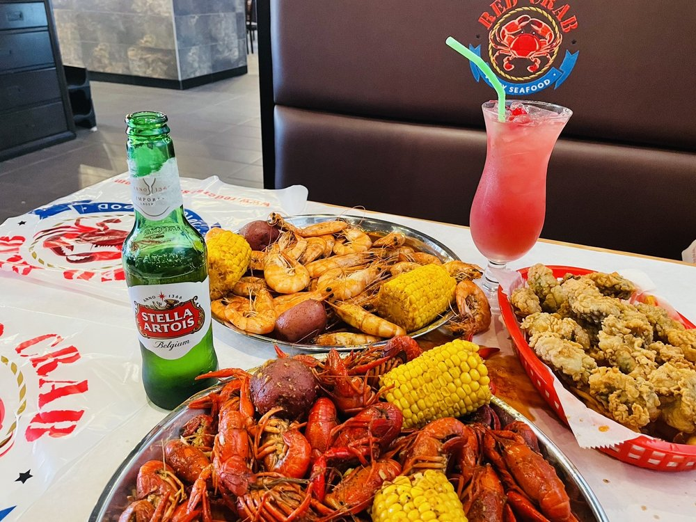 Red Crab: 5370 W 34th St, Houston, TX