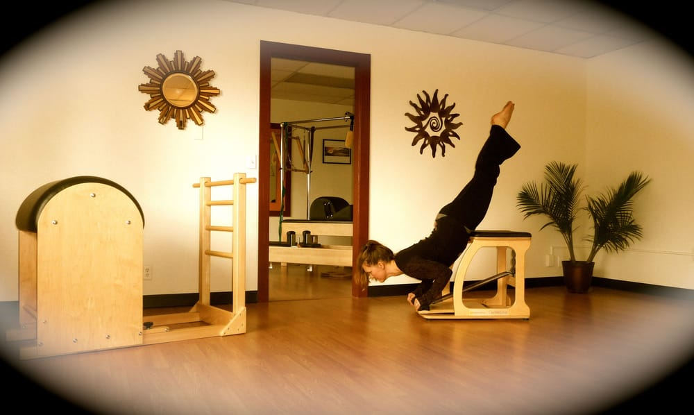 Epicenter Pilates: 888 NW Hill, Bend, OR