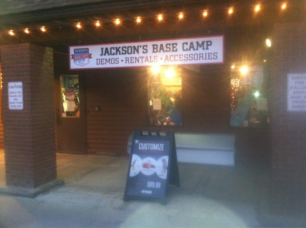 Jackson's Base Camp