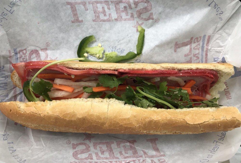Lee's Sandwiches: 8779 E Valley Blvd, Rosemead, CA