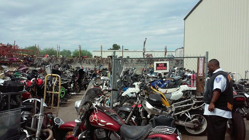 Bob's Used Motorcycle Parts