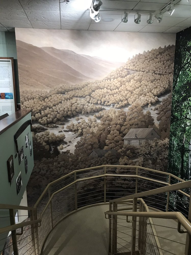 Ralph Stanley Museum: 249 Main St, Clintwood, VA