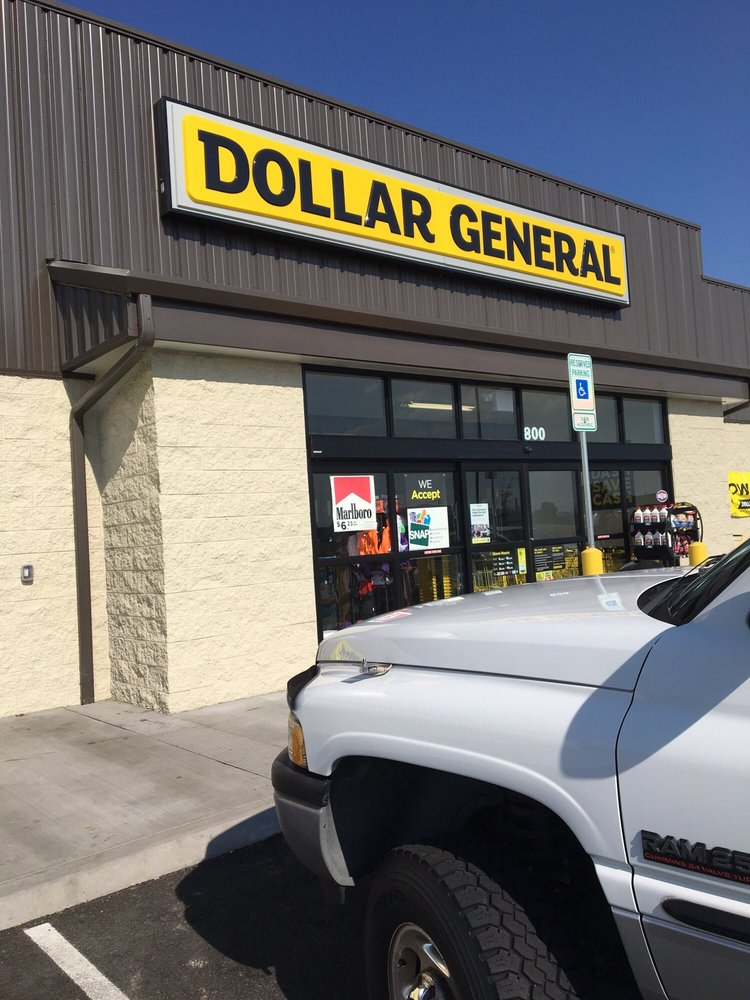 Dollar General: 800 W Front St, Merrill, OR